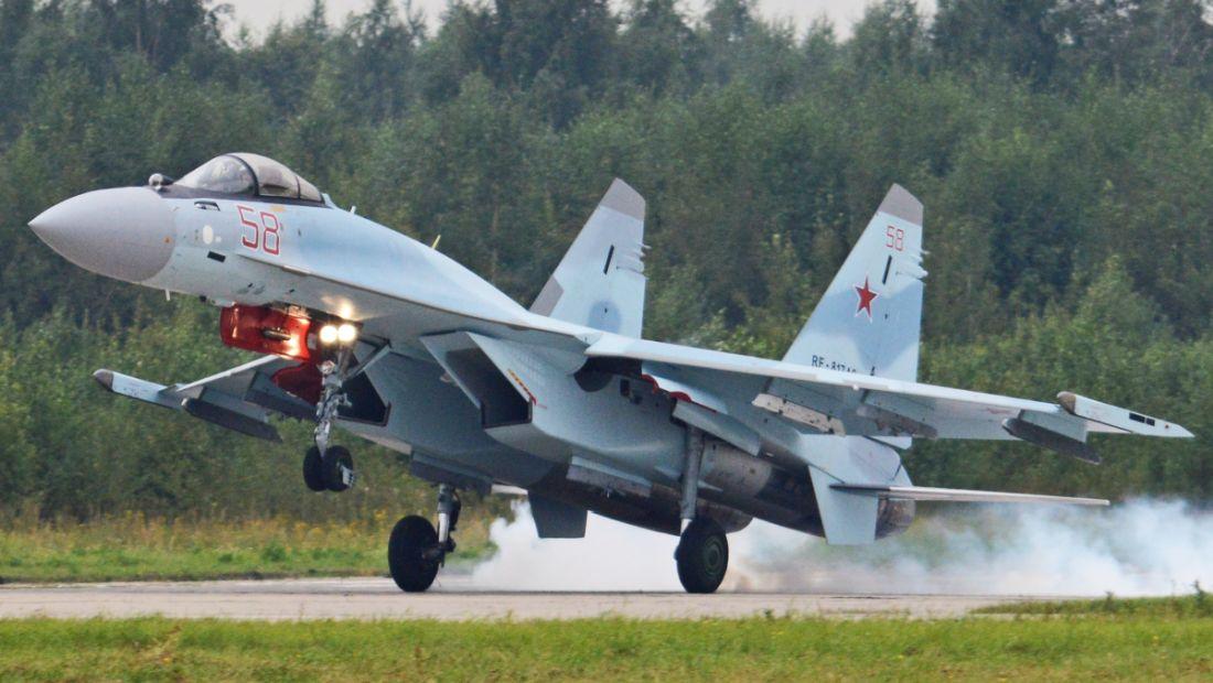 Su-35 Egipt