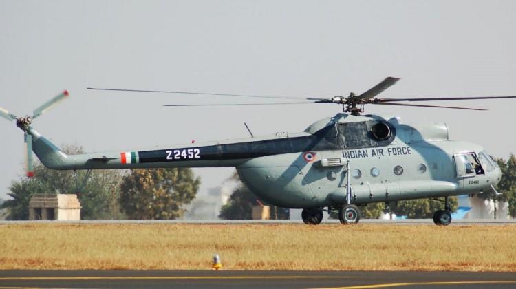 Koniec służby Mi-8 w Indiach | Konflikty.pl