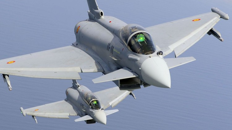 Eurofighter Typhoon ALA-11