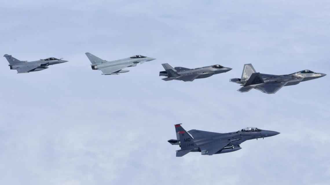 Atlantic Trident 17 tests coalition capabilities