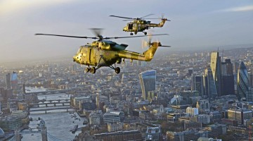 Army Bids Farewell to The Lynx Helicopter in Style