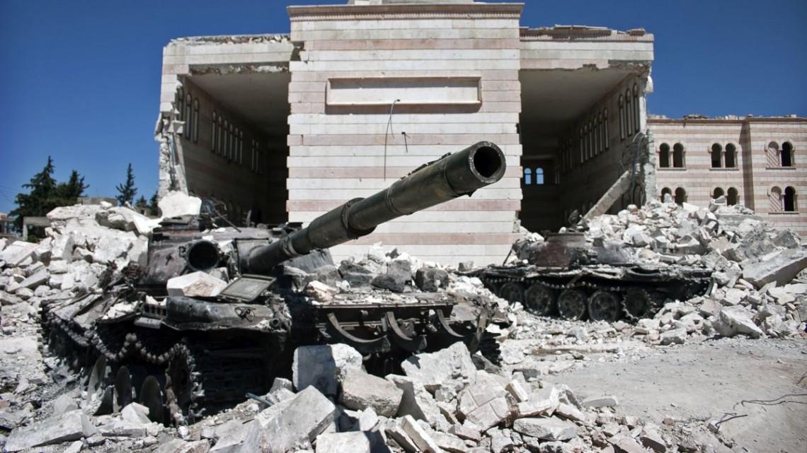 sytuacja Syria 2017 2018