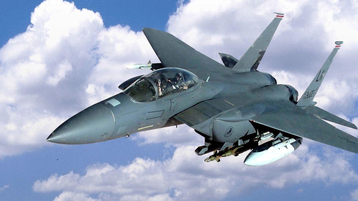 F-15E – jeden z trzech przyszłych myśliwców wojsk lotniczych Kataru (fot. US Air Force)