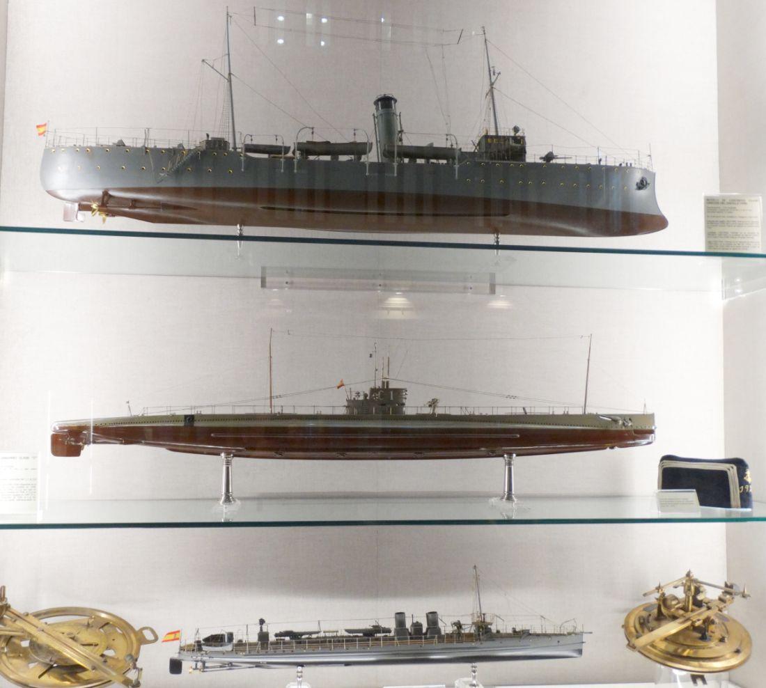 Museo Naval w Madrycie