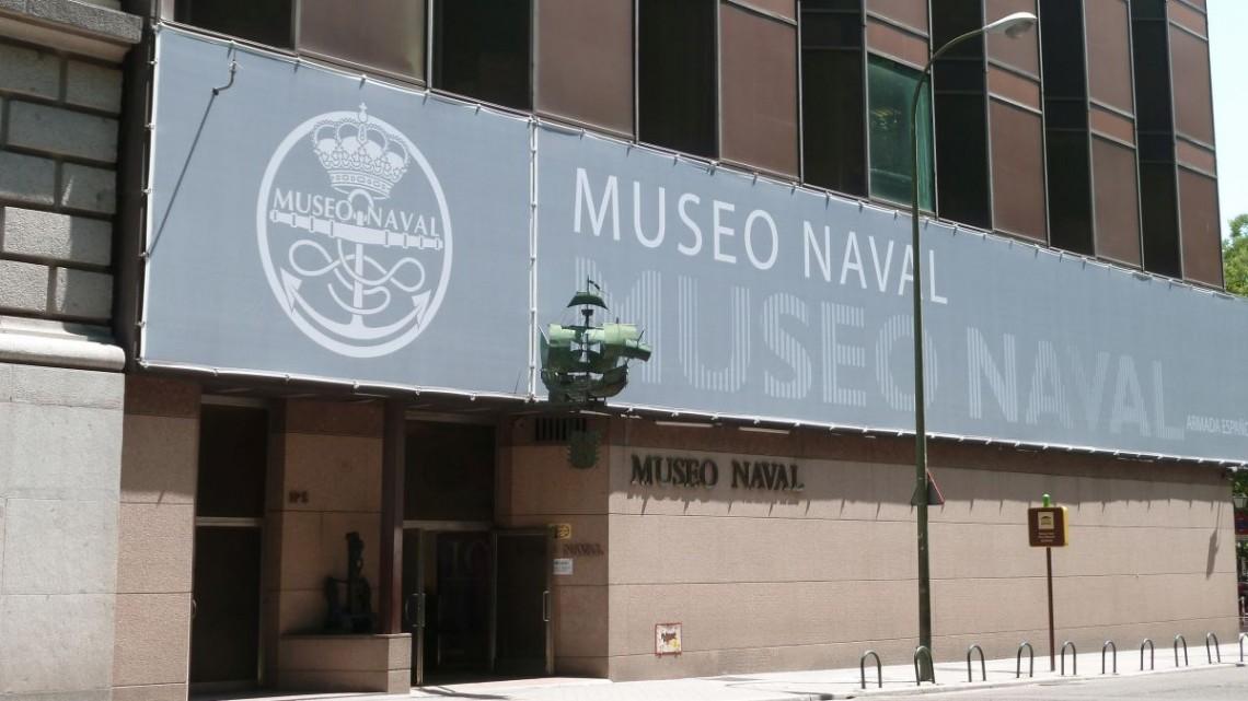 Naval Museum of Madrid (Spain).