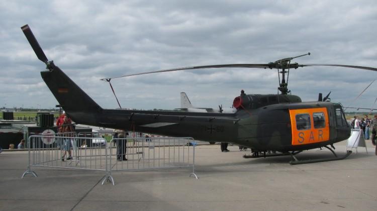 UH-1D Niemcy SAR