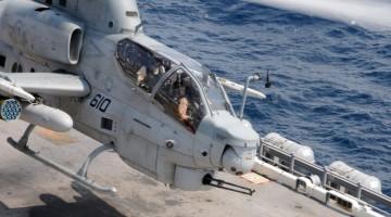 Próby pocisku JAGM AH-1Z   Konflikty.pl