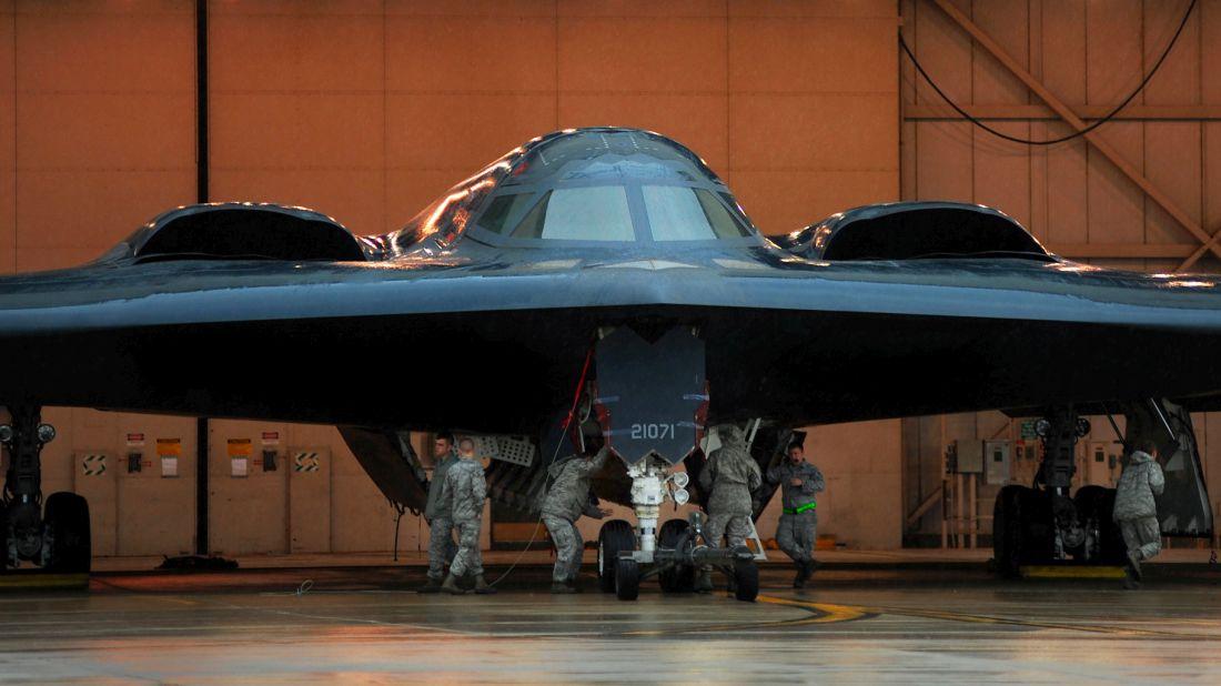 USAF planuje wycofanie B-1B i B-2A po przyjęciu B-21 | Konflikty.pl