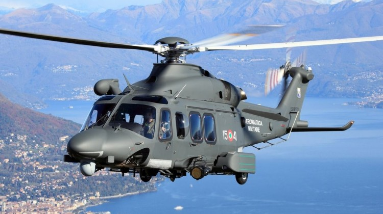 AW139 S/N 31427 AMI
