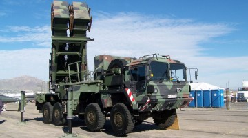 German_Patriot_missile_launcher