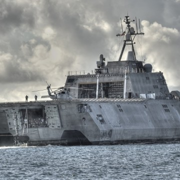 LCS2 Underway TBEC at Work