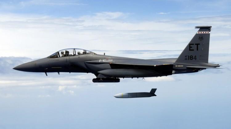 Integracja JASSM-ER z F-15E zakończona | Konflikty.pl
