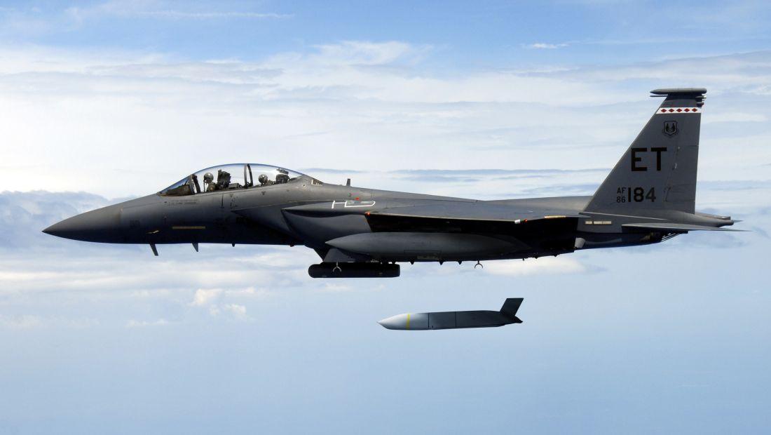 Integracja JASSM-ER z F-15E zakończona   Konflikty.pl