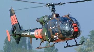 Francja: katastrofa dwóch śmigłowców Gazelle | Konflikty.pl