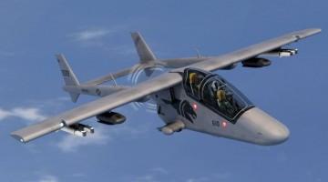 Bronco II – AHRLAC na rynek amerykański | Konflikty.pl