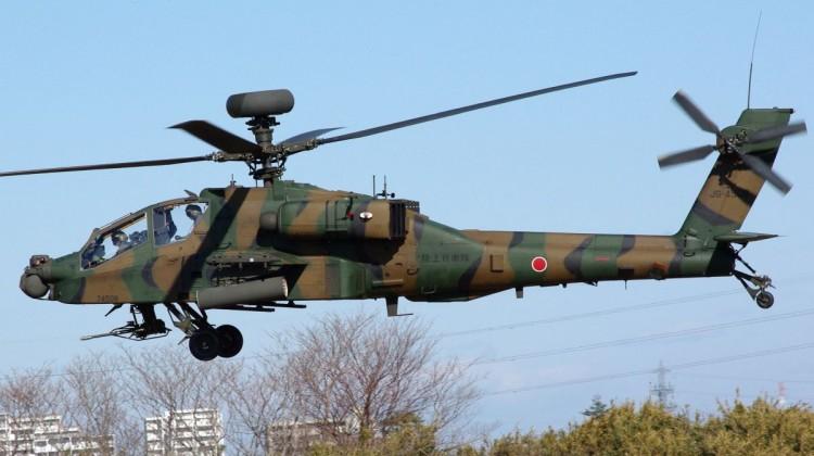 japonia_AH-64D