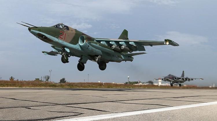 Su-25 zestrzelony w Syrii | Konflikty.pl