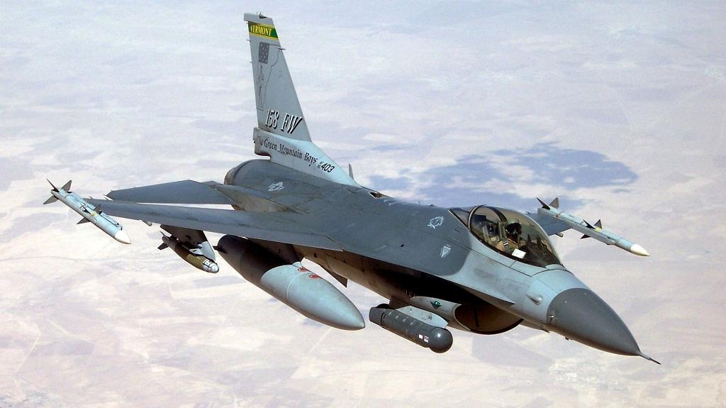 Podpisano kontrakt na F-16V dla Słowacji