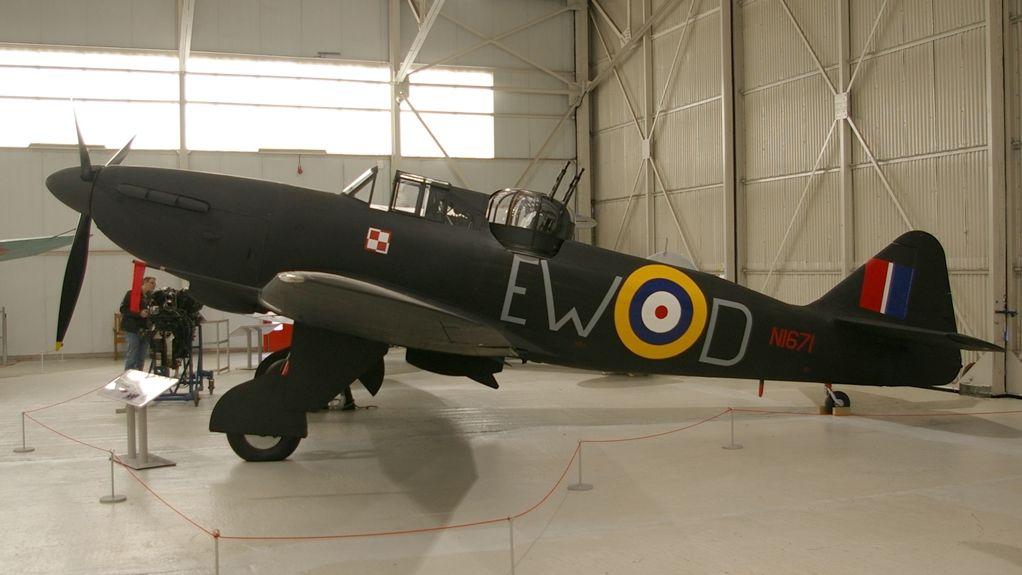 Muzeum RAF Cosford 02