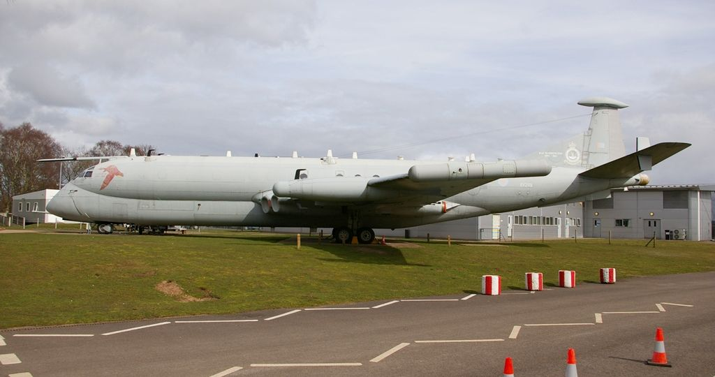 Muzeum RAF Cosford 09