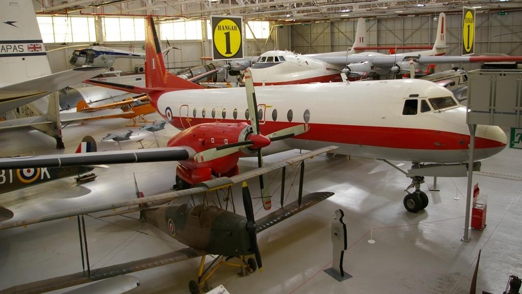 Muzeum RAF Cosford 10