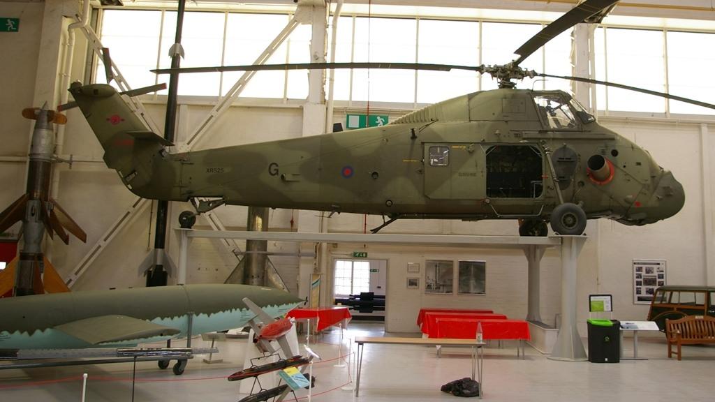 Muzeum RAF Cosford 13