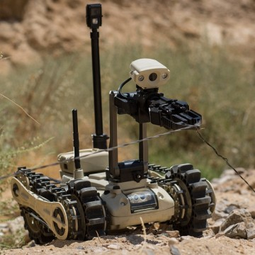 Jakie będą kierunki rozwoju robotów wojsk lądowych?   Konflikty.pl