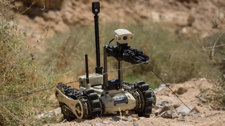 Jakie będą kierunki rozwoju robotów wojsk lądowych? | Konflikty.pl