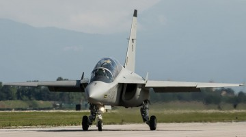 T-346A MM55155 Taxing