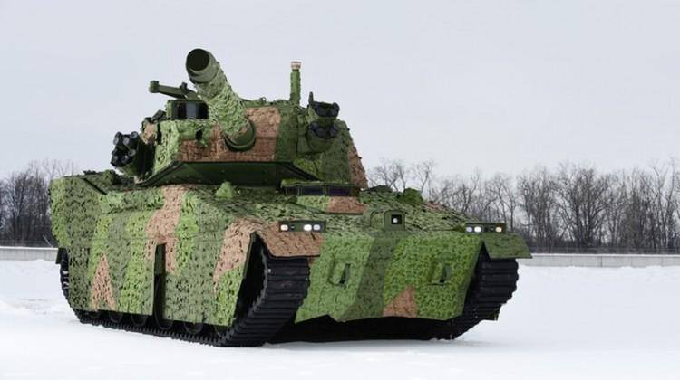 M8 Buford jako potencjalny wóz wsparcia ogniowego US Army | Konflikty.pl