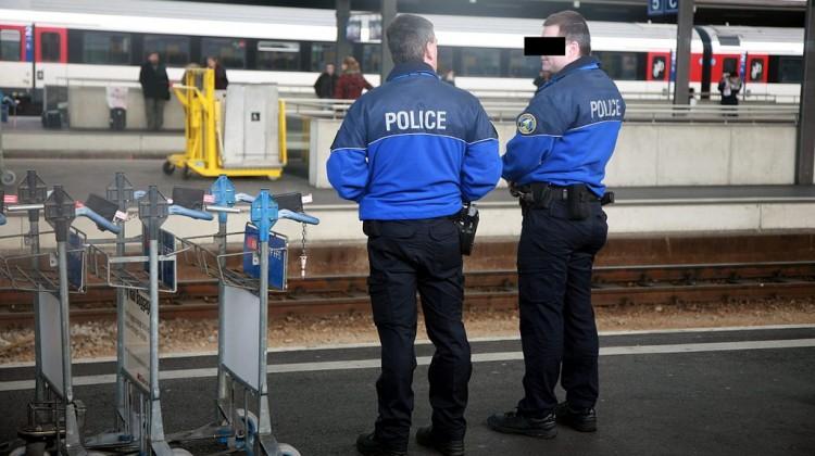 policja szwajcaria
