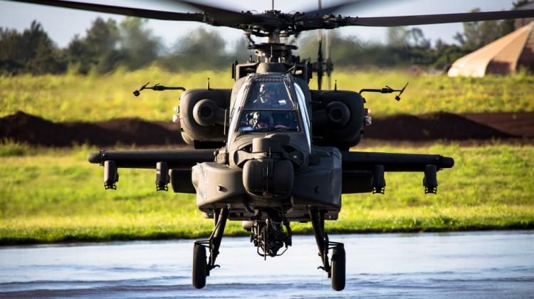 25th CAB AH-64E Hawaii
