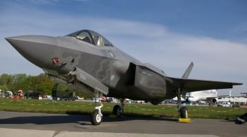 Oficjalnie: Belgia wybrała F-35