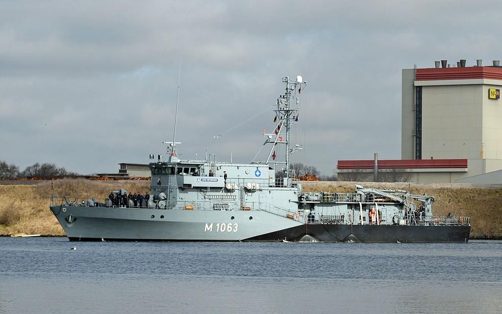M1063_Bad_Bevensen_Minenjagdboot_der_Frankenthal-Klasse_der_Bundeswehr_(16557472387)