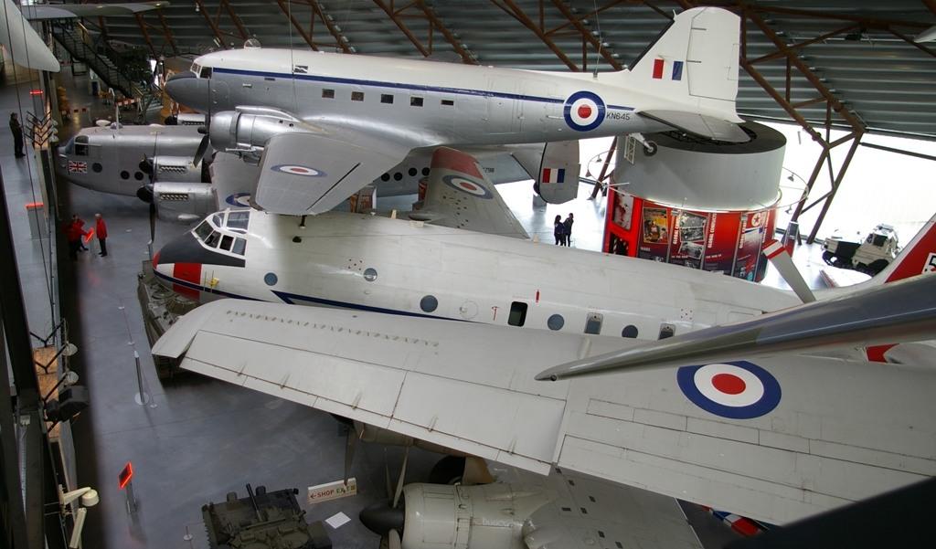 Muzeum RAF Cosford 25