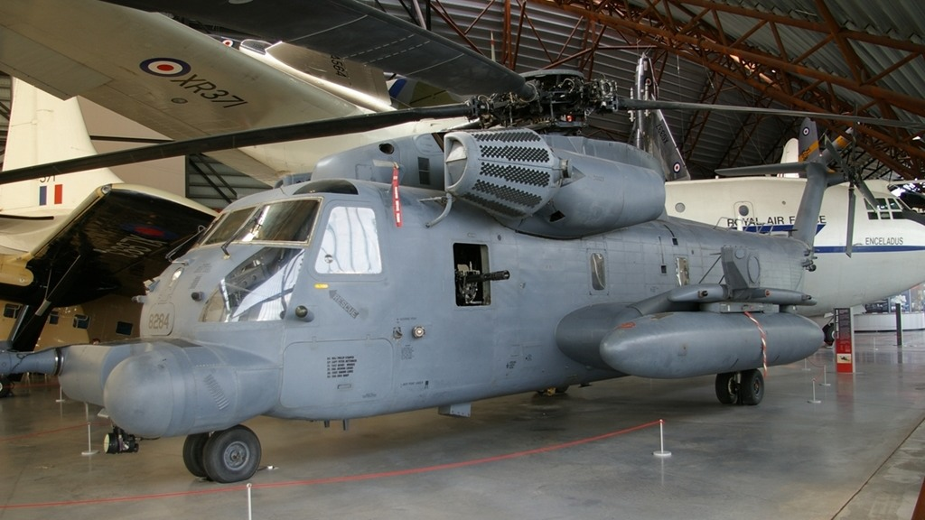 Muzeum RAF Cosford 29