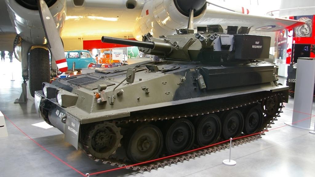 Muzeum RAF Cosford 30