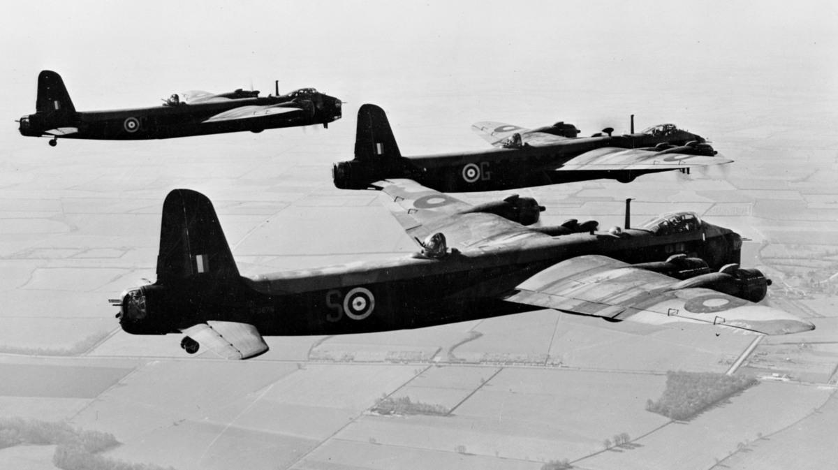 Nalot na Berlin 23/24 sierpnia 1943. Początek lotniczej bitwy o Berlin   Konflikty.pl
