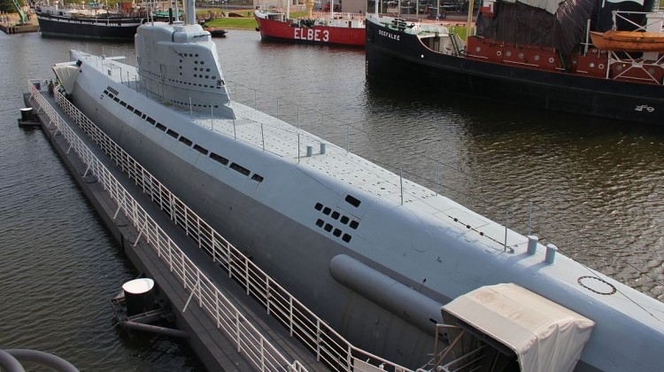 U-Boot typ XXI 4