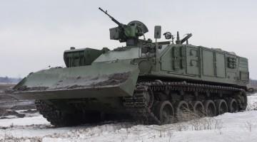 Wóz zabezpieczenia technicznego BREM-84 Atłet | Konflikty.pl