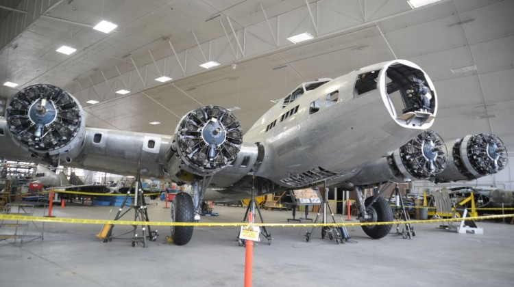 B-17F Memphis Belle wraca na salony