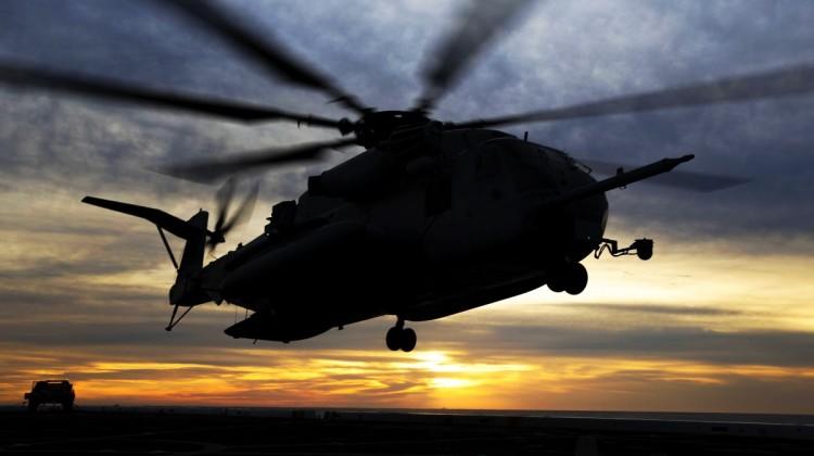 Marines return to USS Mesa Verde