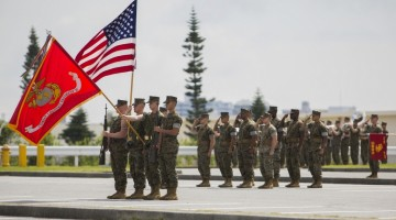 CLR-35 welcomes new regimental commander