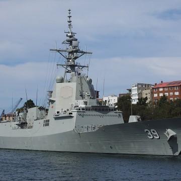 HMAS_Hobart_December_2017