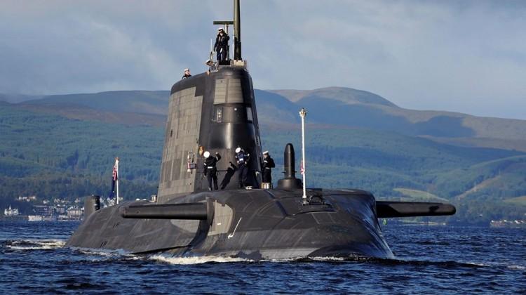 HMS Ambush typu Astute