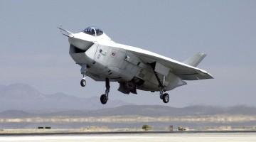 USAF X-32B Edwards