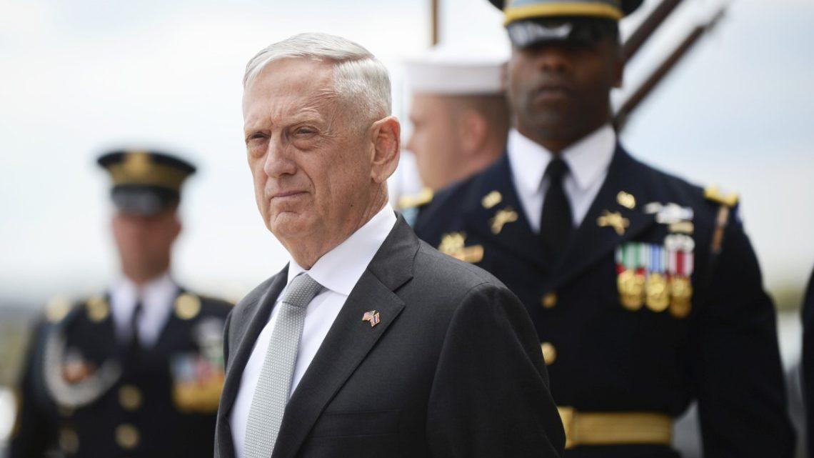 Generał James Mattis – święty wzgardzony przez Trumpa | Konflikty.pl