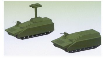 Ukraina opracowuje niszczyciel czołgów Szturm-SM-2 | Konflikty.pl