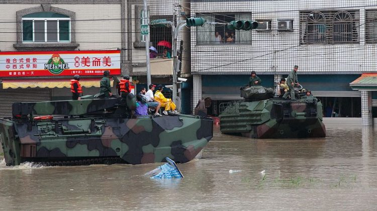 Dodatkowe AAV7 dla Tajwanu | Konflikty.pl