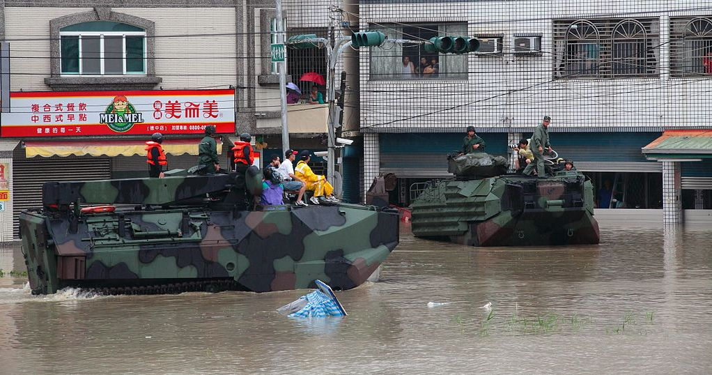 Dodatkowe AAV7 dla Tajwanu   Konflikty.pl